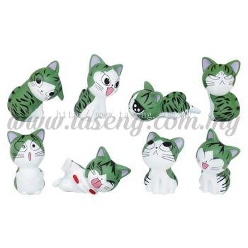 Cat 1 8pcs (DC-CAT1)