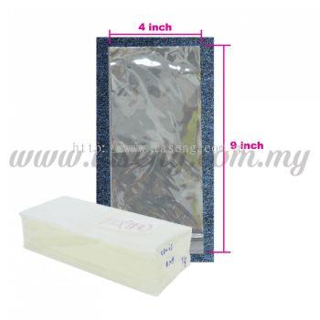 """Thailand OPP Plastic 4"""" x 9"""" 1pack *1kg (PB-OPP49)"""