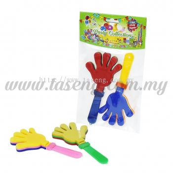 15cm Clapping Hand 2pcs (T200-CH2)