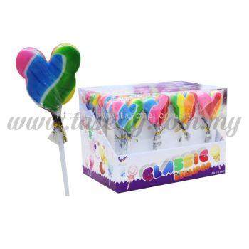 Lollipop Rainbow Mouse 1box *24pcs (CD-CP-RM)