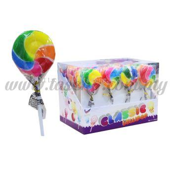 Lollipop Rainbow Windwillv 1box *24pcs (CD-CP-RW)