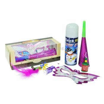 Premium Party Box *Snow Spray (PBB-03)