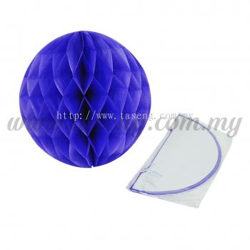 25cm Honeycomb Ball Purple (PD-HC25-10)