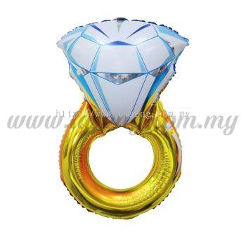 [WEDDING] Diamond Ring Foil Balloon (FB-510)