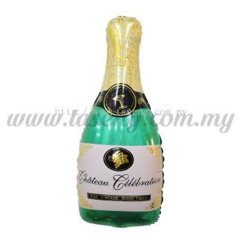 [WEDDING] Champagne Bottle Foil Balloon (FB-714)