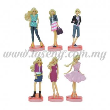 Barbie Doll 6pcs (DC2-BD)