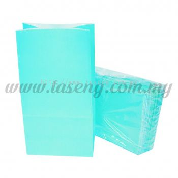 Kraft Paper Bag -Baby Blue  1pack *10pcs (RPB-P1-BB)