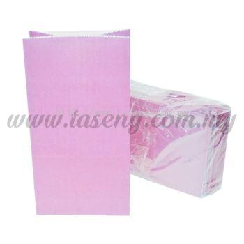 Kraft Paper Bag -Lilac  1pack *10pcs (RPB-P1-LI)
