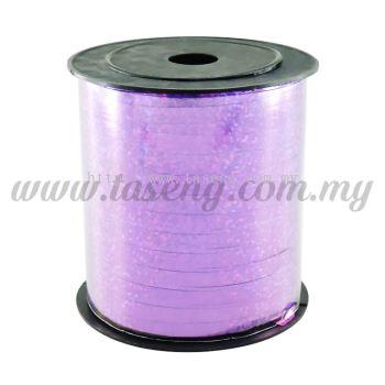 0.5cm Metallic Laser Ribbon -Purple (RB4-PP)