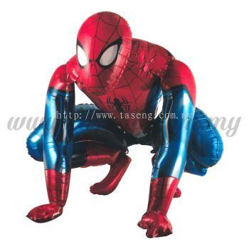 [Cartoon] Spiderman Air Walker Foil Balloon (FB-AW-SDM)