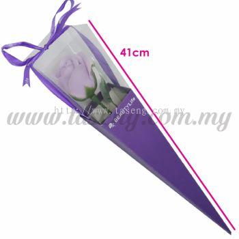 Rose Soap Flower *Lilac (FW-1LI)