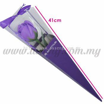 Rose Soap Flower *Lavender (FW-1LV)