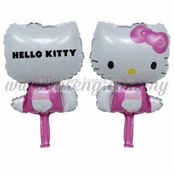 [Cartoon] Mini Foil Balloon *Hello Kitty (FB-S-T021)