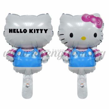 [Cartoon] Mini Foil Balloon *Hello Kitty (FB-S-T022)