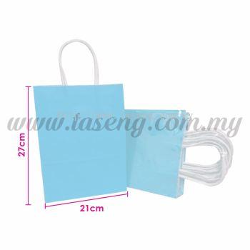 Paper Bag - Baby Blue *10pcs (RPB-P2L-BB)
