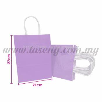 Paper Bag - Lavender *10pcs (RPB-P2L-LAV)