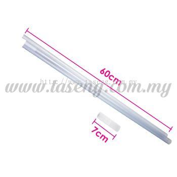 1.2m Clear PVC Tube (B-AC-B420)
