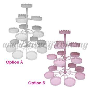 Cupcake Stand 17 Round  (P-CS-CS030)