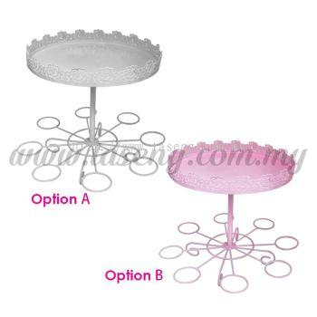 Cupcake Stand 8 Round  (P-CS-CS127)