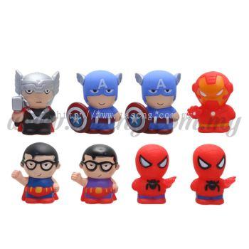 Avengers 8pcs (DC-AVG)