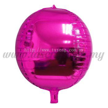 4D Foil Balloon - Magenta (FB-SLA461-MA)