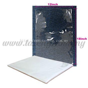 """Thailand OPP Plastic 12"""" x 18"""" 1pack *1kg(PB-OPP1218)"""