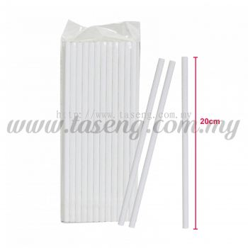 Paper Straw - White (P-SAW-9000W)