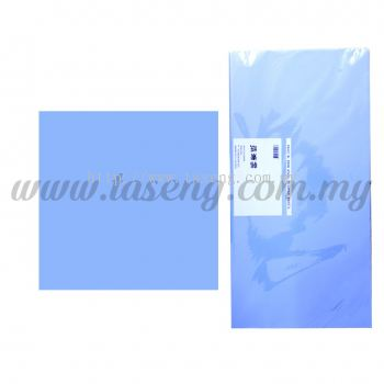 Wrapping Paper Matte - Blue (PD-WP1-B)