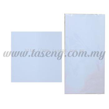 Wrapping Paper Matte - Light Blue (PD-WP1-LB)