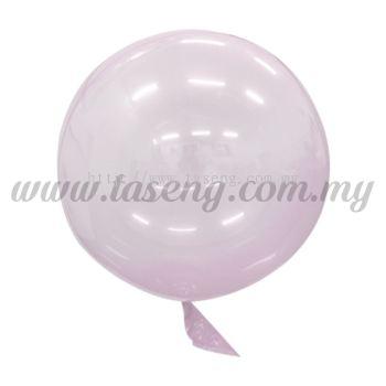 18inch Seamless Festive Crystal Balloon *Pink (B-18CB-P)