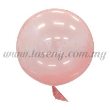 18inch Seamless Festive Crystal Balloon *Red (B-18CB-R)