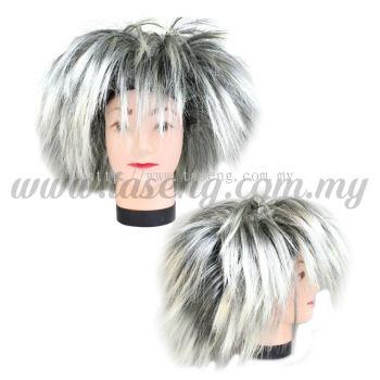 Wig Style - Grey (DU-WG-GY)