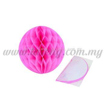 20cm Honeycomb Ball Pink (PD-HC20-20)