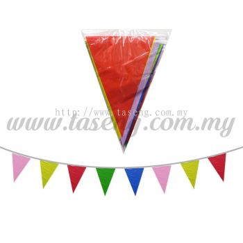 Triangle Banner Mix Color (P-BNT-MIX)