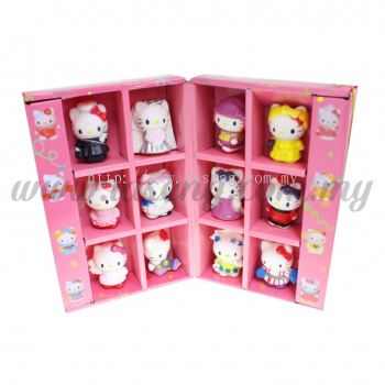 Hello Kitty 12pcs - (DC-12HK2)