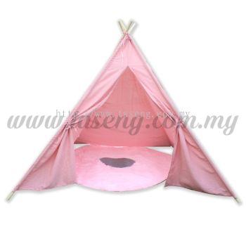 Tent Set-Pink (Big) (TENT SET-B-PK)