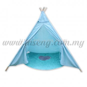 Tent Set-Baby Blue-(Small) (TENT SET-S-BB)