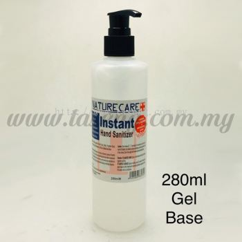 READY STOCK! Naturecare Instant Hand Sanitizer 280ml