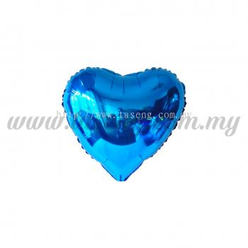 5inch Foil Balloon Love - Blue (FB-5-LVB)