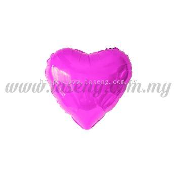 5inch Foil Balloon Love - Magenta (FB-5-LVMA)
