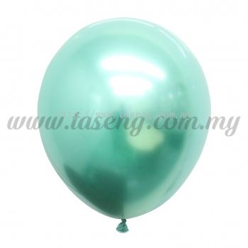 12inch Chrome Balloon 50pcs - Green (B-12CR-GN)