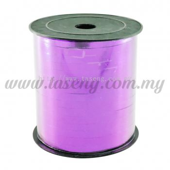 0.5cm Metallic Ribbon -Purple (RB3-PP)