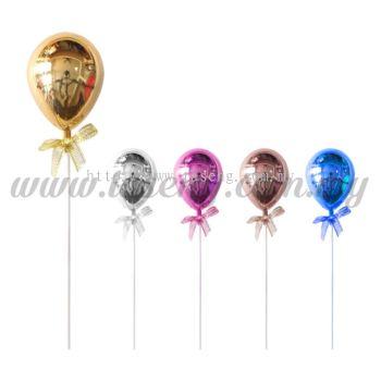 Cake Topper Balloon 1 Piece (CT-SL04)