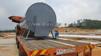 Malaysia Diesel Skid Tank
