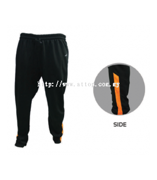 ATTOP LONG PANT ATT 925 BLACK/ORANGE