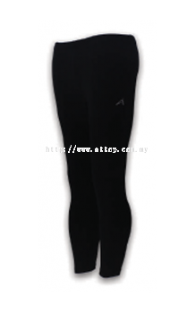 ATTOP LONG TIGHTS ATT 909A BLACK