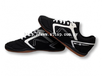 ATTOP FUTSAL SHOES AF 110 BLACK/WHITE