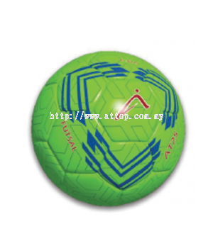 ATTOP FUTSAL BALL AT 25 NEON GREEN
