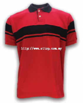 ATTOP COLLAR ADF 1601 RED/BLACK