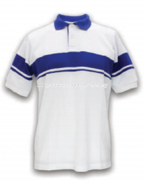 ATTOP COLLAR ADF 1601 WHITE/ROYAL